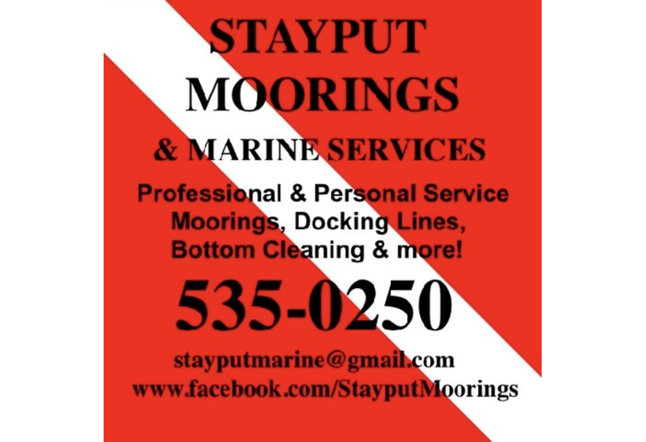 StayPut Moorings and Marine Services