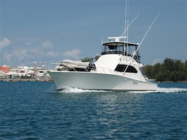 REDUCED - 46' Post Sportfish