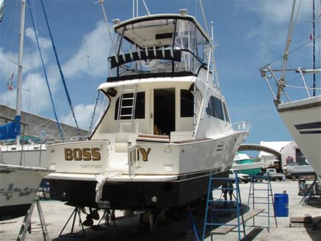 REDUCED - 46' Post Sportfish