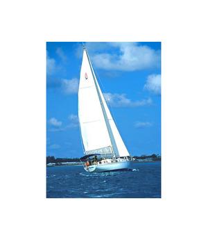 40 foot Bristol Sailboat