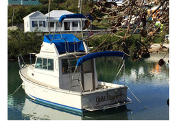 SOLD - CLASSIC 28 FT CAPE DORY CRUISER FOR SALE