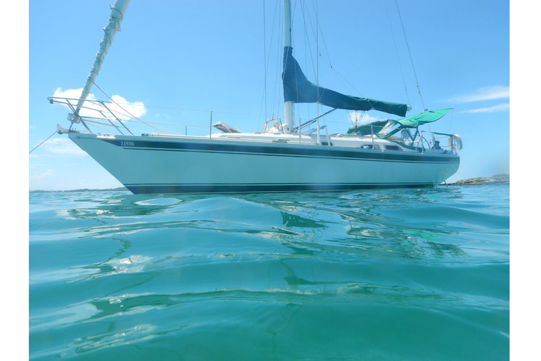SOLD - Sailing boat - Cruiser - Live aboard, weekender or world cruiser capable.