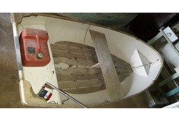 10' Boat Hull - no engine