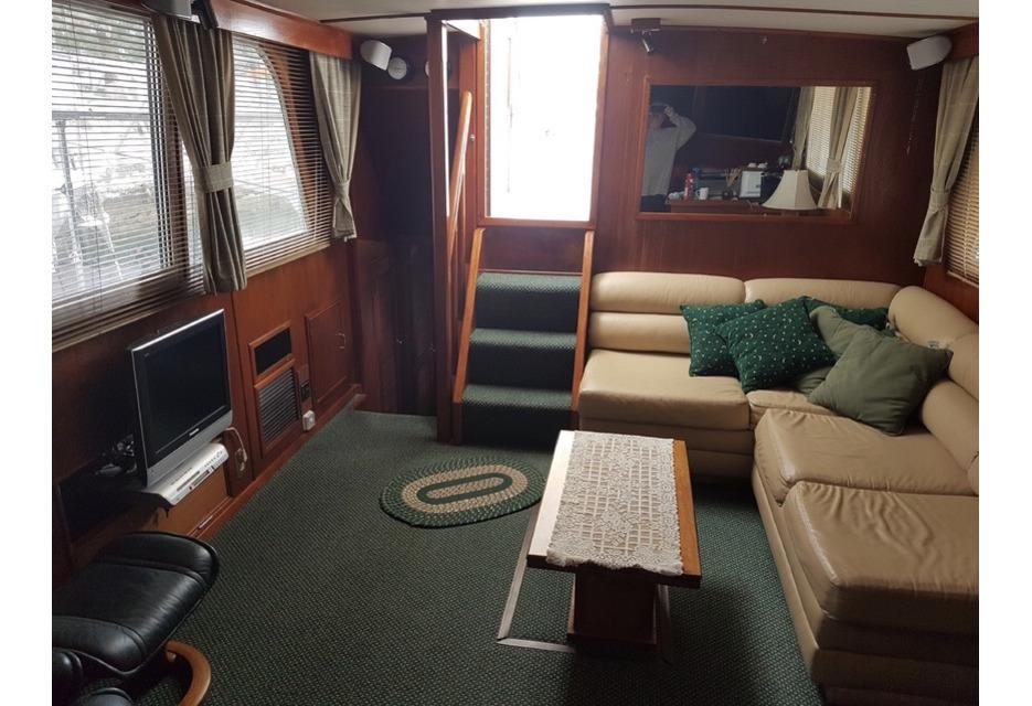 Off Market - Atlantic 44 Motor Yacht