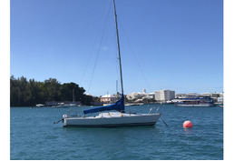SOLD - J24 Sailboat w/ One Year Old Motor