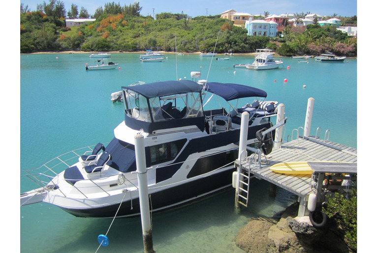 40ft Luxury HouseBoat Trawler Motor Yacht Sale
