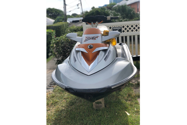 Sea-Doo RXT-X 2008