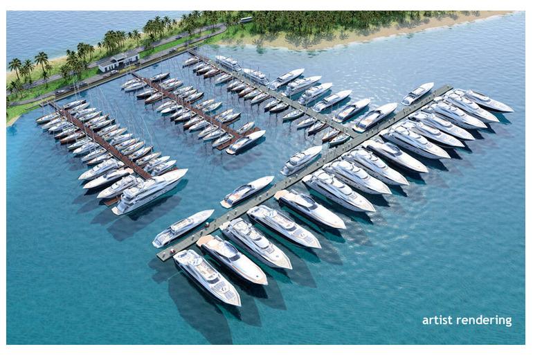 Caroline Bay Marina - Berths Available