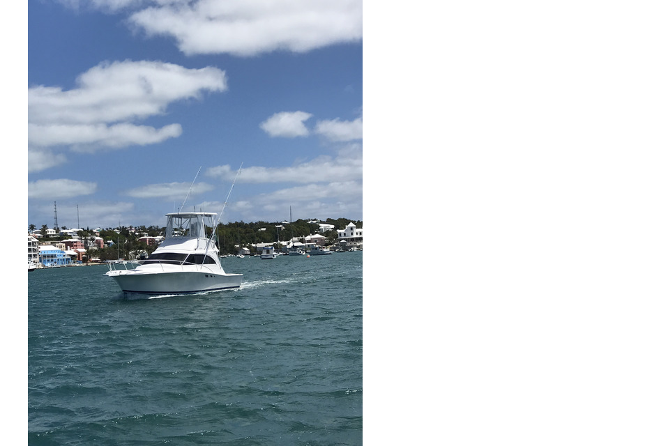 SOLD - Luhrs 32' Convertible