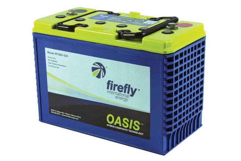 FireFly G31 Carbon Foam AGM battery