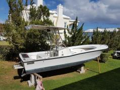 1977 Mako 23 - Inboard Diesel - Reduced - $16.5k OBO
