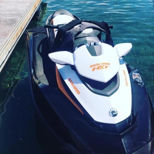2012 Seadoo RXT 260rs