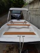 Boston Whaler New Motor