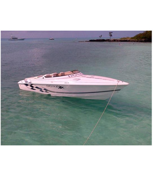 2002 DONZI 22ZX - Reduced!