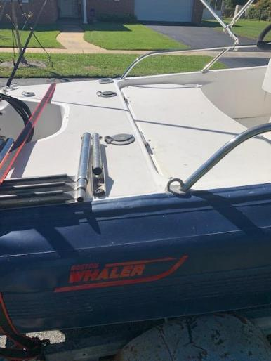 Boston Whaler Rubber sides Dinghy