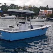 SOLD - Blackfin 24 Diesel
