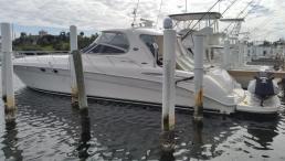 2003 Sea Ray 55' Sundancer