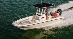 SOLD - Are you ready for some fun in the sun? Brand new 2020 Boston Whaler 240 Dauntless just arriv