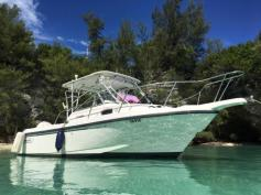 SOLD - Boston Whaler Conquest 235