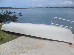Quantum Dinghy Shell