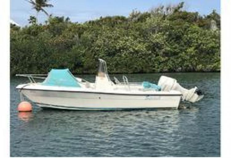 SOLD - Pursuit 1950 in good condition