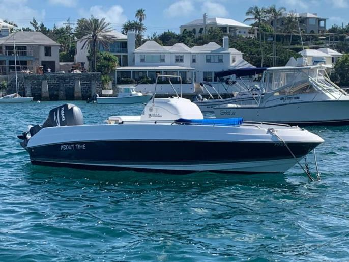 SOLD - 2004 Wellcraft Fisherman 20'