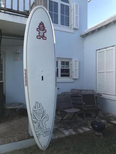 10.5ft Starboard paddleboard
