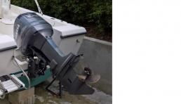 **SOLD ** Yamaha 200HP 2 Stroke Engine Carburated **SOLD**