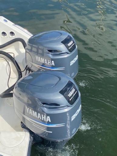 Yamaha 200 HPDI