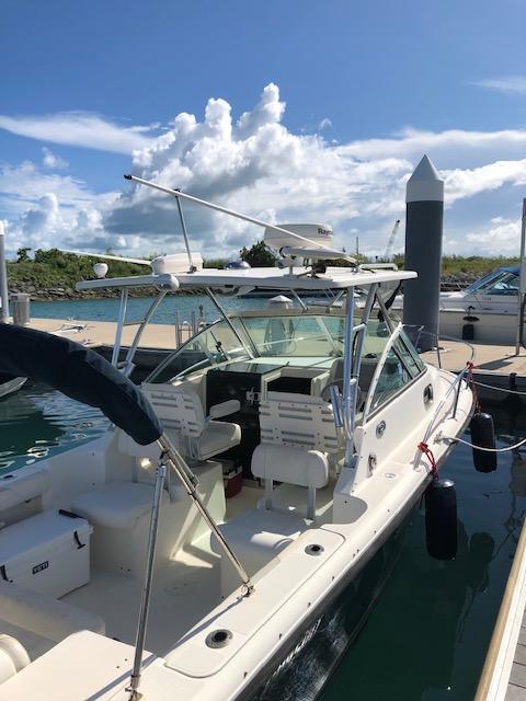 2570 offshore Pursuit.