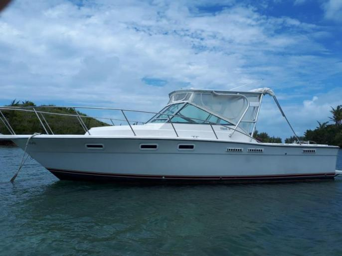27' Tiara For Sale