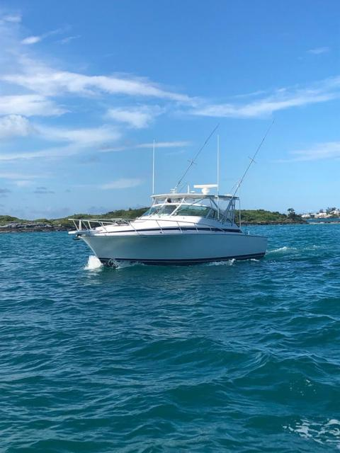 Reduced - Bertram 36 Express