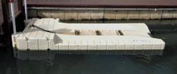 Sold - EZ Port 3 jet ski Dock