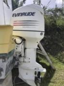 SOLD - Two 200 horse power Evinrudes
