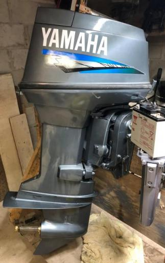 SOLD - Yamaha 70hp