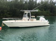 SOLD - 20' Center Console