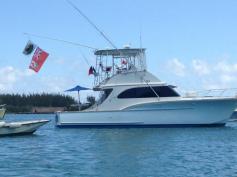 38' Buddy Davis Sportfish