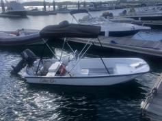 13' Boston Whaler Priced for Quick Sale