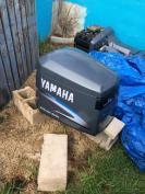 Yamaha 225hp 2-stroke for parts or repair