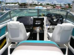 Great Winter Project on 24ft Mastercraft - priced for quick sale