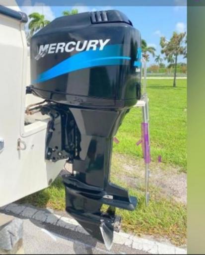 2stroke 150 mercury