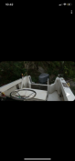 Wellcraft Commercial fishing center console