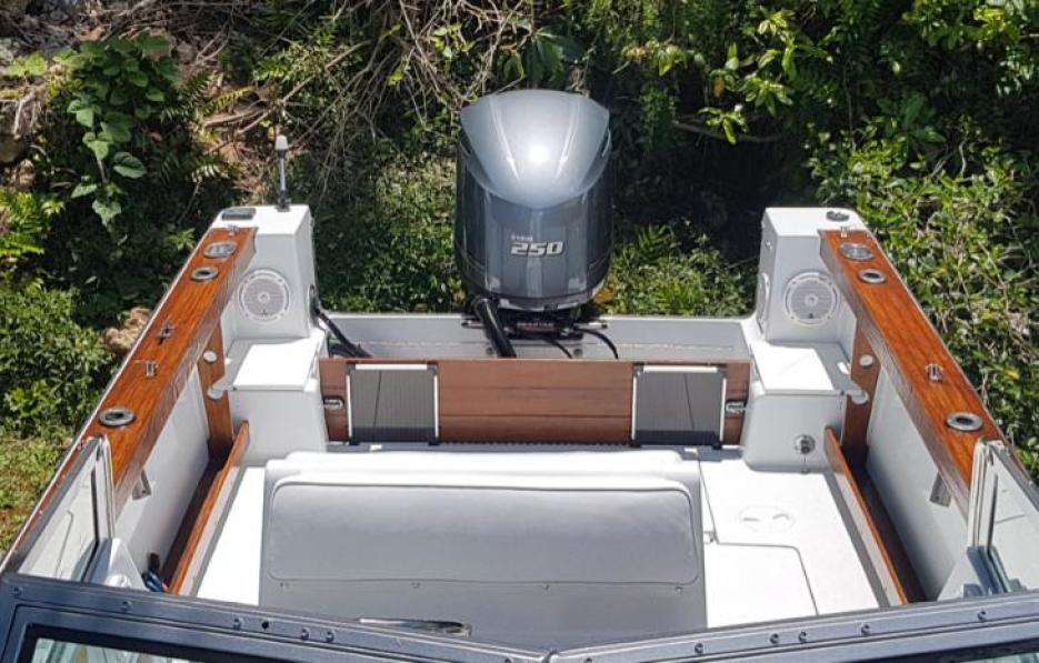 SOLD- Tiara Cuddy 23' with New Yamaha 4-Stroke