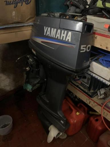 Yamaha 50 Two Stroke