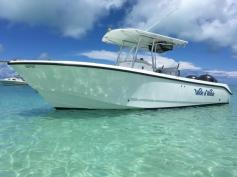 Edgewater 265 Center Console with Twin Yamaha's