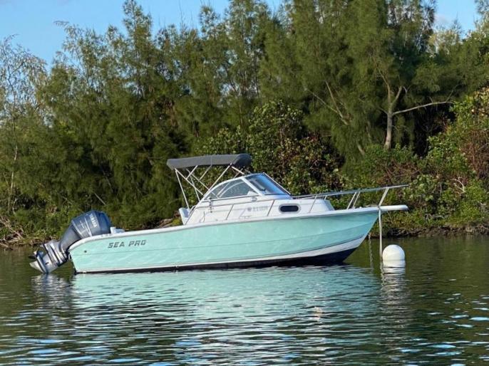 Reduced - 2005 Sea Pro 20' with Yamaha 150hp 4-Stroke