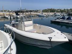 SOLD - 2008 Pursuit 230 with Yamaha 4-Stroke