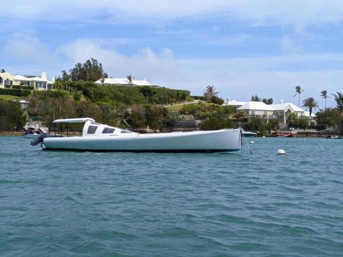 50ft carbon fiber boat