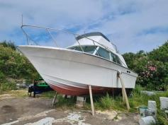 SOLD - Silverton 28' Project Boat