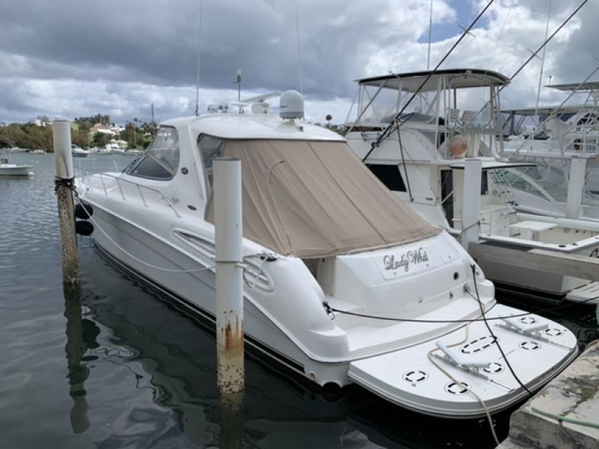 Sea Ray 55' Sundancer
